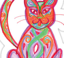 cat for MT Sticker