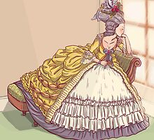 Marie Antoinette by Alice Carroll