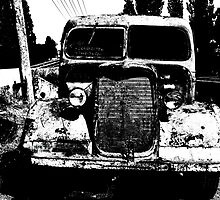 Vintage truck by Adam  Lingard