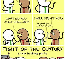 antics #98 - fight of the century: part 1 by Stephen Gillan