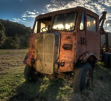 AEC Matador - No Bull by Jeff Catford
