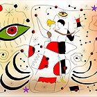 Couple Dancing by ulybka