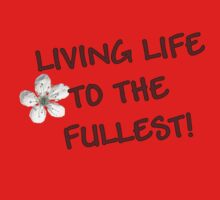 Living Life to the Fullest by Missy Yoder