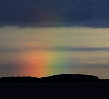 Broughty Ferry Rainbow by Ellis Lawrence