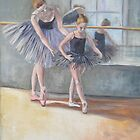 The dancers - ballet by alyona firth