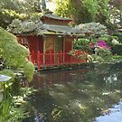 Compton Acres - Japanese Pavilion by delros
