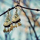 Jewellery tree by Sangeeta