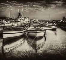 Aci Trezza old style by Andrea Rapisarda
