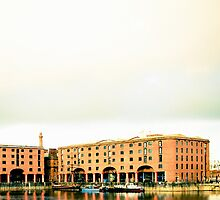 Albert Dock - Liverpool. by elspiko