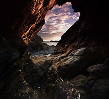 Nature's Frame by KathyT