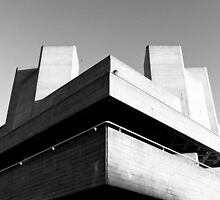 Brutalist Entertainment by phillirm