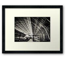 Monumental Framed Print