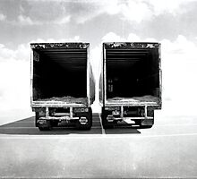 trucks by Tania Palermo