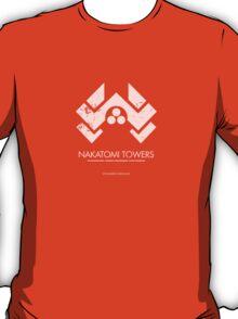 Die Hard - nakatomi - white T-Shirt