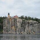 Split Rock Lighthouse by Rochelle Smith