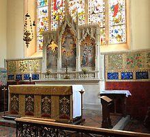 Golden Chancel by Dave Godden