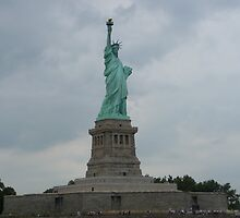 Around the world-Statue of Liberty by hangwilliamson