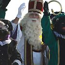 Sinterklaas or Saint Nicolas  by Moonen