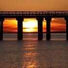 Lava Sunset by NYLikProduction