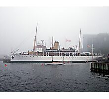 C.S.S.Acadia Photographic Print