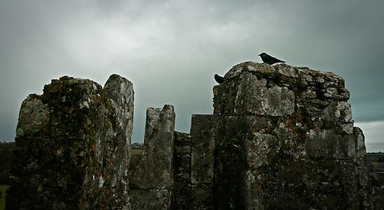 Moody Castle by Kathryn Steel