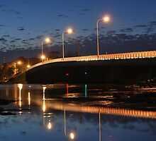 Toukley Bridge//2 by Warren  Patten