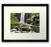 The Beauty of Hopetoun Falls  Framed Print