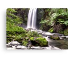 The Beauty of Hopetoun Falls  Canvas Print