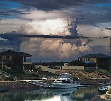 Storms a Brewing by Steve9