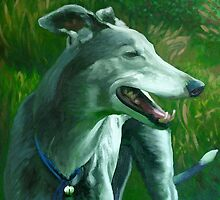 "Greyhound - ""Bella"" by Simon Groves"
