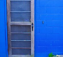 Blue by Jessica Dzupina
