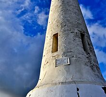 Mount Lofty Lighthouse by Helen Vercoe