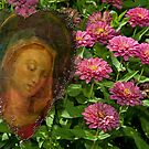 Hail Mary, pray for us . . . by Bonnie T.  Barry
