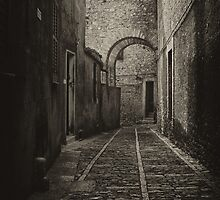 Old streets by Andrea Rapisarda