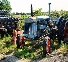 Fordson Major by JEZ22