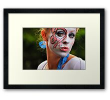 Eye Catching Framed Print