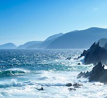 Blasket Islands by Stefan Schnebelt