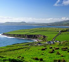 Waterville, Ring Of Kerry by Stefan Schnebelt