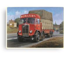 AEC Mammoth Major Bowwaters. Canvas Print