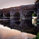 White Mill Bridge-Dorset by naturelover