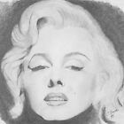 Marilyn Monroe by Christy  Bruna