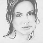 Sandra Bullock by Christy  Bruna