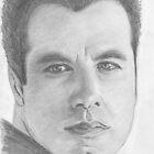 John Travolta by Christy  Bruna