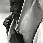 Somali Village - Garissa, Kenya by Scott Denny