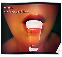 beer passion Poster