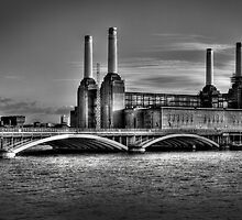 Battersea Power Station by Toby Pocock