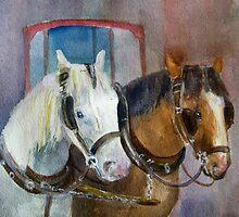 Salisbury Horse Bus by Shoshonan