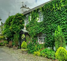 The Ivy Covered Cottage by VoluntaryRanger