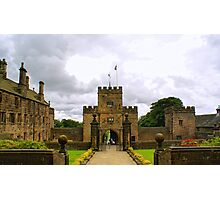 Hoghton Tower Photographic Print