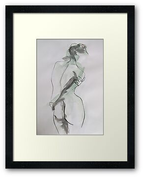 Female Nude 2 by Nicoll Heaslip